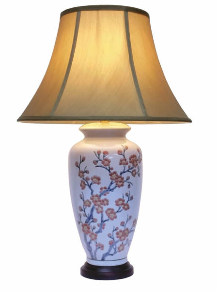 The Tianchang Chinese Porcelain Table Lamp