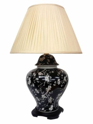 Chinese Porcelain Table Lamp 29