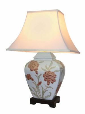 Chinese Porcelain Table Lamp 6