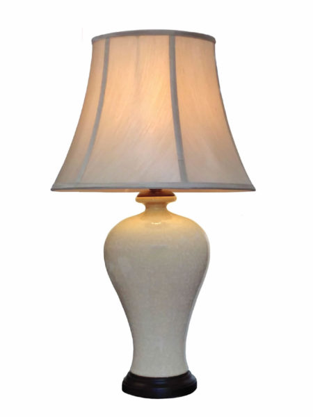 The Shaanxi Porcelain Table Lamp