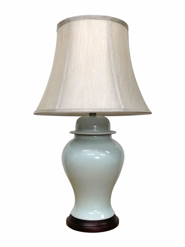 The Suzhou Porcelain Table Lamp
