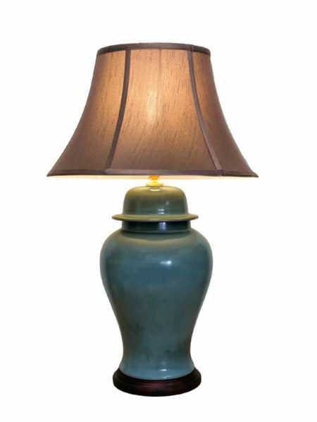 The Xiamen Porcelain Table Lamp