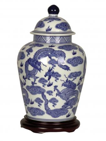 The Chinese Porcelain Jar